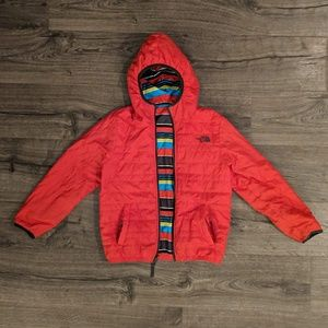 The North Face Reversible Boy's Puffer Jacket